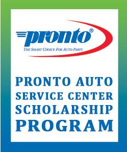 Pronto Auto Parts >> Scholarships Auto Pro Auto Parts